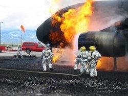Arff (Airport Fire-Fighting Simulator)