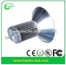 high brightness 5 year warranty AC85-265v bridgelux chip 200W high bay LED lighting