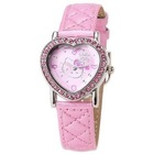Hello Kitty watch heart