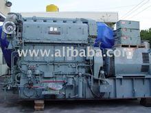 Usado motores marítimos e peças de reposição