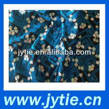 100% Cotton Fabric with Plane & Diamond & Bead Embroidery Fabric