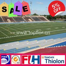 50MM Thiolon Artificial Soccer Grass For Sports Stadium
