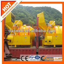 JZR series self loading concrete auto mixer