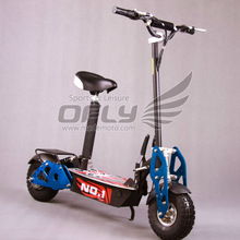 Best Selling CE Approved New Foldable 800W cheap electric motorcycle