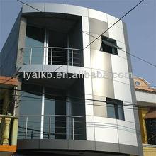 facade solutions 4mm ACP exterior decorative wall panels