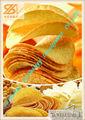 Nueva automática máquina de maíz pelado/máquina de extrusión/máquina del alimento/proceso/produciendo/línea de producción/maquinaria