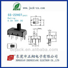 2013 new brand 2P2T for Ceiling fan SS-22H07 ON OFF toggle switch