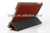For iPad mini Soft And Fashion Smart Leather Cover