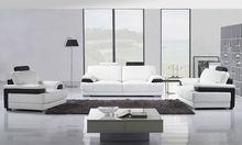 2013 Hot Sale French Sofa 1+2+3 modern design Top Grain leather Sectiona Sofa furniture furniture sofa+arabe A317-2F
