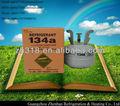Réfrigérateur à gaz de remplissage r134a/r404a/r410a/r407c/r507/r600a