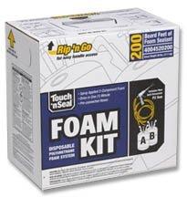 Expanding Foam Insulation