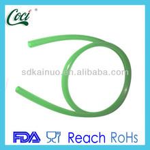 durable custom diameter silicon gel tube