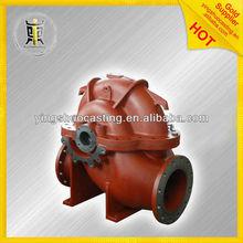 OEM cast iron pump cover, pump shell, pump body