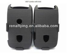 New phone case with swivel belt clip holster combo case for motorola nextel i897
