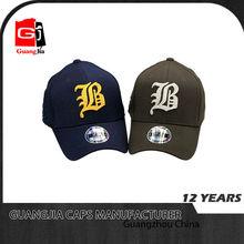 2013 Bending Peaked Cotton Hat Elegant Golf Cap Baseball Hat