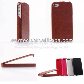 Wholesale Flip Top Case for iPhone 4