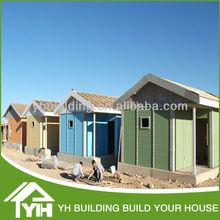 Integrated Villa,sandwich panel wall structure villa,light steel villa