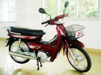 100 Cc Motorcycle (Soncap)