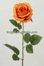 27158N names rose flowers stable supplying silk artificial decoration flower vendor