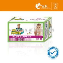 2015 Disposable Sleepy Baby Diaper