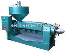 model 168 Automatic worm screw sunflower oil press
