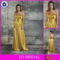Cb80 bustierquailty 4inches jaune, or, robes de demoiselle d'honneur à bas prix