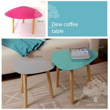 three leg coffee table