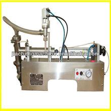 JC semi automatic liquid filling machine from jiacheng packaging machinery manufacturer