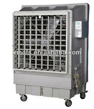 Portable evaporative cooling unit/portable evaporative cooling/ air evaporator/outdoor water air cooling unit