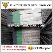 Metal sheet in stock D2