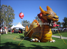 new Dragon inflatable