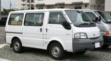 Nissan Diesel Van