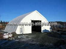 Rectangle Tube Shelter