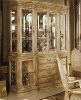 Michael Amini AICO La Francaise Large China Cabinet Sideboar........$2000usd