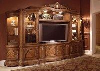 AICO Cortina Right Audio Cabinet (Honey Walnut).........$950usd