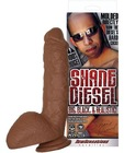 New sensations novelties shane diesel's cock and balls