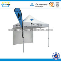 Top Quality Aluminum Canopy Exhibition Event Marquee Gazebo Marketing With Folding Tent