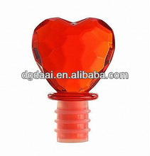 The heart shape wine stopper base wine bottle stopper base