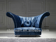 blue velvet sofa asian sofa