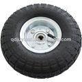 3.50-4 rueda de goma neumática
