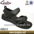 design de moda homens sandália da geléia