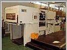 Automatic Die-Cutter WUPA - IIJIMA JF 1030
