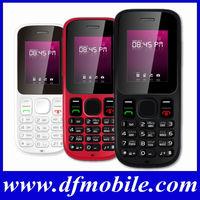 Cheap gsm dual sim quad band cell phone gsm 850 900 1800 1900 band no brand L101