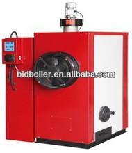 China hot air pellet boiler dor industry