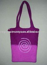 LBHE High Quality Various Fashion Felt Bags