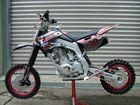 Dirt Bike 200cc Carbon
