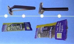 Carbon Steel Double Edge Razor Blades