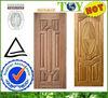 decoration door skin/EP teak wood veneer door skin from professional manufacturer
