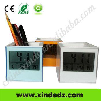 XD-1159 digital official decorative table clocks