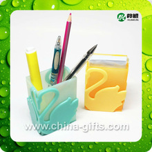 2000pcs MOQ for promotion pen holder,beauty pen container